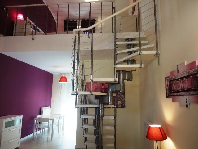 Salotto - Bilocale - Appartamenti - Borgo Canullo