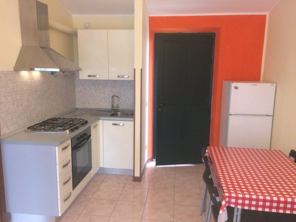 Soggiorno - Bilocale Piccolo - Appartamenti - Borgo Canullo